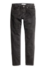 Skinny Low Jeans - Noir washed out - HOMME | H&M FR 2