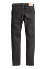 Skinny Low Jeans - Black washed out - Men | H&M CN 3