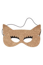 10-pack paper masks - Gold/Glittery - Home All | H&M CN 2