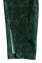 Treggings - Dark green - Ladies | H&M CN 3