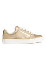 Trainers - Gold - Kids | H&M CN 1