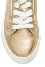 Trainers - Gold - Kids | H&M CN 3