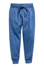 Sweatpants - Blue marl - Kids | H&M CN 2
