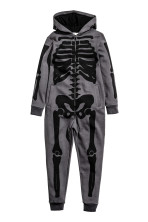 Dark grey/Skeleton