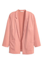 H&M+ Jacket - Powder pink - Ladies | H&M CN 2