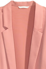 H&M+ Jacket - Powder pink - Ladies | H&M CN 3