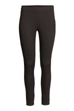 Stretch trousers - Black - Ladies | H&M 2