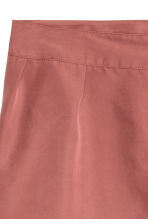 Shorts in a modal blend - Rust - Ladies | H&M CN 3