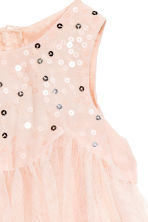Tulle dress with hairband - Powder pink - Kids | H&M CN 2