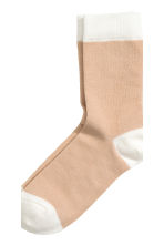 5-pack socks - Mole - Ladies | H&M CN 3