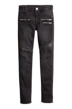 Skinny Fit Jeans - Nero - BAMBINO | H&M IT 2