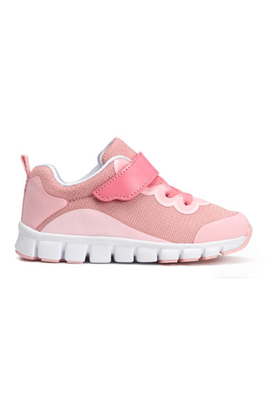 Mesh trainers - Light pink - Kids | H&M CN 1