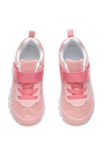 Mesh trainers - Light pink - Kids | H&M CN 2