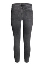 Skinny Low Ankle Jeans - 近黑色 -  | H&M CN 3
