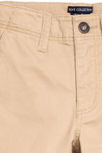 Skinny fit Chinos - Beige - Kids | H&M CN 3