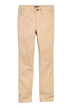 Skinny fit Chinos - Beige - Kids | H&M CN 2