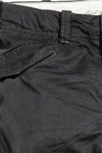 Lined cargo pants - Black - Kids | H&M CN 3