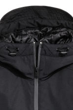 Padded parka - Black - Men | H&M CN 4