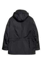 Padded parka - Black - Men | H&M CN 3