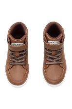 Hi-top trainers - Light brown - Kids | H&M CN 2