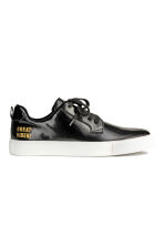 Trainers with a print motif - Black - Kids | H&M CN 2
