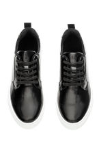 Trainers with a print motif - Black - Kids | H&M CN 3
