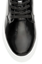 Trainers with a print motif - Black - Kids | H&M CN 4