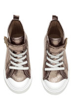 Shimmering trainers - Bronze - Kids | H&M CN 2