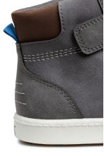 Hi-top trainers - Dark grey - Kids | H&M CN 4