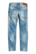 Slim Biker Jeans - Light denim blue - Kids | H&M CN 3