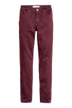 Pantalon super stretch - Bordeaux - FEMME | H&M FR 2