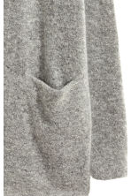 Cardigan in misto mohair - Grigio mélange -  | H&M IT 3