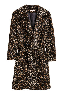 H&M+ Patterned coat