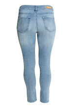 H&M+ Slim Regular Jeans - Light denim blue - Ladies | H&M CN 3