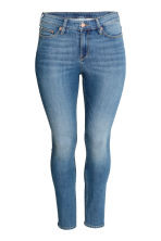 H&M+ Straight Regular Jeans - Blu denim - DONNA | H&M IT 2