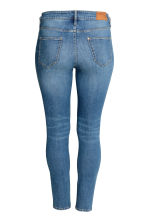 H&M+ Straight Regular Jeans - Blu denim - DONNA | H&M IT 3