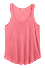 H&M+ Jersey vest top - Pink - Ladies | H&M CN 2