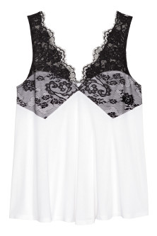 H&M+ Lace strappy top