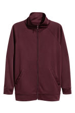 H&M+ Jacket - Burgundy - Ladies | H&M CN 2
