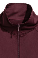 H&M+ Jacket - Burgundy - Ladies | H&M CN 3