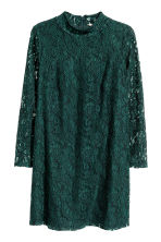H&M+ Abito in pizzo - Verde scuro - DONNA | H&M IT 2
