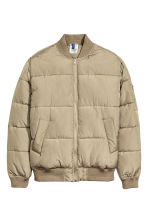 Quilted bomber jacket - null - Men | H&M CN 2