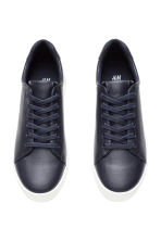 Sneakers - Blu scuro - DONNA | H&M IT 3