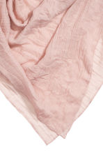Airy scarf - Powder pink - Ladies | H&M CN 3