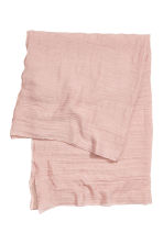 Airy scarf - Powder pink - Ladies | H&M CN 2