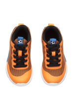 Mesh trainers - Orange - Kids | H&M CN 2