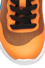 Mesh trainers - Orange - Kids | H&M CN 4