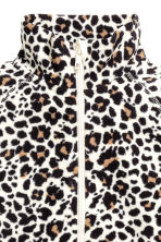 Fleece jacket - Leopard print - Kids | H&M CN 3