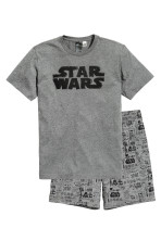 Dark grey/Star Wars