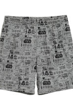 Pyjamas T-shirt and shorts - Dark grey/Star Wars  - Men | H&M CN 2